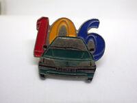 Pin's vintage épinglette Auomobile Peugeot 106 E044
