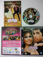 GREASE (DVD) - John Travolta / Olivia Newton-John + Songbook  **Watch Trailer**