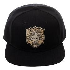 Black Clover Golden Dawn Crest Snapback Hat