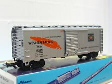 Feather H0 1108 US Box Car 40` 19535 W.P. Western Pacific VP (MR3028)