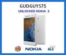 "Brand New NOKIA 3 [16GB, 2GB] 4G 5"" Unlocked Smartphone Brand New"