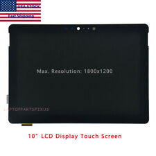 """New listing 10"""" Microsoft Surface Go 1824 Lcd Touch Digitizer Screen Replacement Lq100P1Jx51"""
