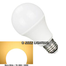 5W Soft Warm White LED Light Bulb A-Shaped A19 A21 E26 EQ. 40W Incandescent Lamp