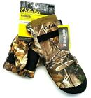 Cabela's MT050 Extreme II Glomitts Gloves 200 Gram Thinsulate Realtree XTRA Mitt
