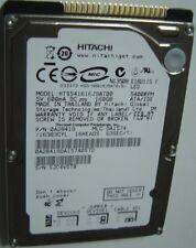 "NEW Hitachi HTS541616J9AT00 160GB IDE 2.5"" Hard Drive Free USA Shipping"