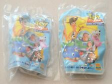 Buzz Lightyear & Scud Wind-up Burger King Kids Meal 1995, Disney Toy, New Sealed