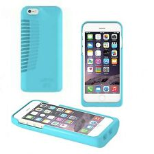 Ampfly MTV Speaker Base Rugged Case Patented Design For Apple iPhone 5 Blue