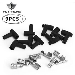 Replacement Spark Plug Wire Male HEI Distributor Boots Terminals Ends Connector