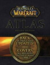 World of Warcraft Atlas, Second Edition