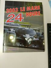 LE MANS 2003 YEARBOOK