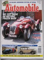 The Automobile magazine 08/2004 featuring Frazer Nash, Austin