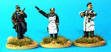 CP Models AGS 20mm Diecast WWII Armed German Scientists