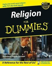 Religion for Dummies (For Dummies Series)