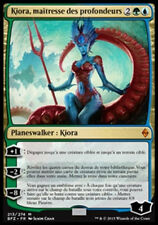 MAGIC Kiora, maîtresse des profondeurs / Master of the Depths VF NM PLANESWALKER