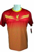 Liverpool F.C. Official Adult Soccer Jersey Custom Name and Number -J005 Large