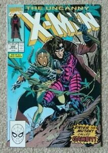 Uncanny X-Men Issue 266 - (1990) FIRST PRINT - HIGH GRADE NM - 1st Gambit