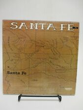 "WHITE LABEL PROMO ""SANTA FE"" Santa Fe S/T Self-Titled LP 1971 Ampex A10135A USA"