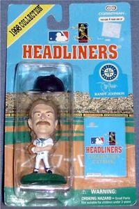 1998 Randy Johnson Headliner- Seattle Mariners