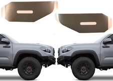 Cement Grey Vinyl Decals For 2016-2018 Toyota Tacoma Side Marker Lights New