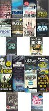 Bundle of 5 Random Modern Crime and Thriller Novels