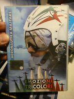 DVD AERONAUTICA MILITARE - EMOZIONI TRICOLORE / FRECCE TRICOLORI -