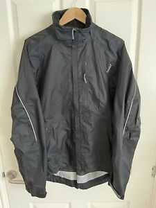 Howies Waterproof Cycling Jacket Size L (between armpit 23 inches)