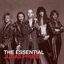 Judas Priest-The Essential Judas Priest 2 CD NUOVO
