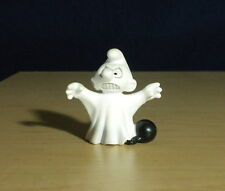Smurfs Ghost Halloween Smurf Figure Germany Rare Vintage Toy PVC Figurine 20542