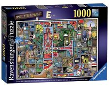 Ravensburger Awesome Alphabet E by Colin Thompson 1000 piece comic jigsaw