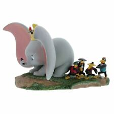 Official Disney Enchanting Collection Dumbo 'Take Flight' Collector's Figurine