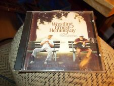WRESTLING ERNEST HEMINGWAY & OTHER LIES YOUR FRIENDS LET YOU GET AWAY WITH CD BR