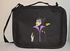 For Disney Pin Bag Trading Book Black Maleficent Pins Villain Large Medium Case