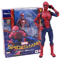 15cm Marvel SpiderMan Spider Man Home coming BJD Spider-man Figure Model Toys