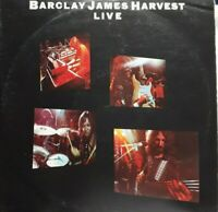 Barclay James Harvest/ Live UK 1974 2683052 Excellent double LP vinyl