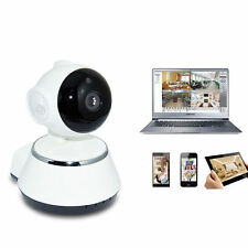 Wireless 720P Pan Tilt Network Home CCTV IP Camera IR WiFi Webcam Remote Monitor