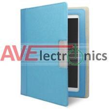 Cygnett Alumni Canvas Case Folio For iPad 2nd 3rd 4th Gen CY0713CIALU Blue