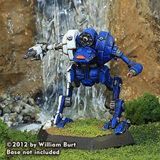 Battle Tech Miniatures Uziel UZL-3S by Iron Metals IWM 20-972