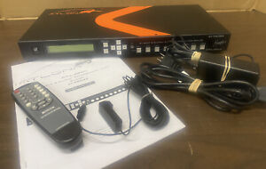 Atlona AT-PRO82 8x2 Professional Video Scaler