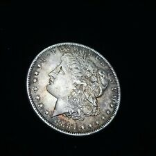 1884 O Morgan Dollar - Nicely Toned lot#172
