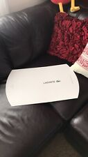 16x14x4 inches Lacoste pouch gift New