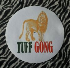 TUFF GONG  TURNTABLE (RECORD PLAYER) SLIPMAT.