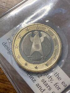 2002 A Germany Federal Republic, German Euro ~ KM# 213 Uncirculated