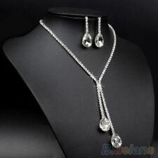 Design Set Halskette mit Ohrringe Perlen  Anhänger  Konvolut B9