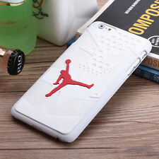 Nouveau Coque Samsung IPhone Semelle White Cement 6 PHONE CASE Cover SHOE AIR 3D