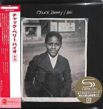 CHUCK BERRY-BIO-JAPAN MINI LP SHM-CD Ltd/Ed G00