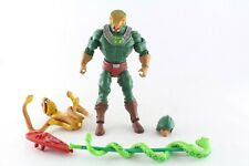 He-Man MOTU Classics Snake Men King Hssss Action Figure Mattel Complete