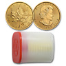 Bank Wire Payment. 2019 Canada 1 oz Gold Maple Leaf BU (Lot of 10)