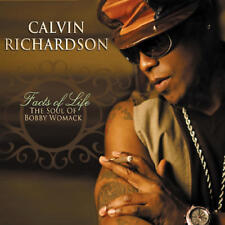 Richardson Calvin - Facts Of Life NEW CD