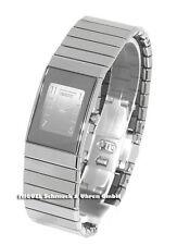 Rechteckige Rado Armbanduhren im Luxus-Stil
