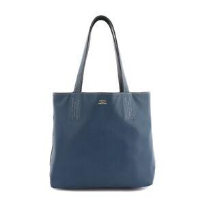 HERMES Double Sens 28 Tote Bag Sikkim Blue thalassa Blue Indigo 90123203